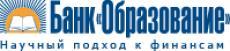 """Логотип Банк """"Образование"""""""