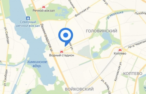 """Обложка объекта """"Кронштадтский бульвар, 9"""""""