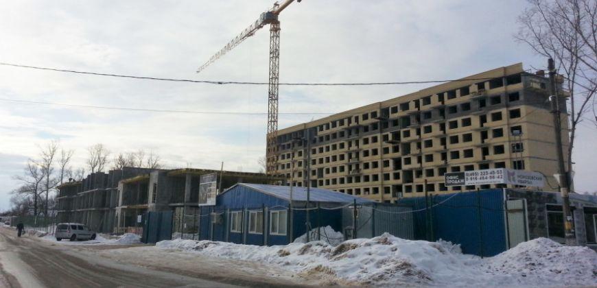 Так выглядит Жилой комплекс Морозовский квартал - #2145507630