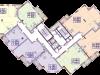 """Схема квартиры в проекте """"Калараш""""- #1038198288"""