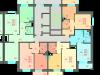 """Схема квартиры в проекте """"Лидер""""- #794379391"""