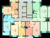 """Схема квартиры в проекте """"Лидер""""- #1845590885"""